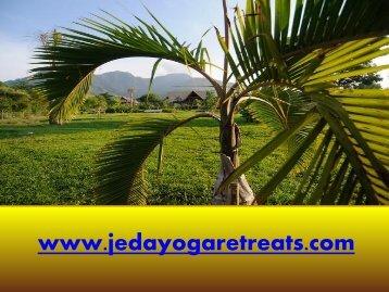Yoga accommodation in north Bali