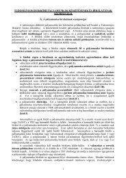 Pályamunka értékelési szempontok - DE OEC Tudományos Diákköri ...