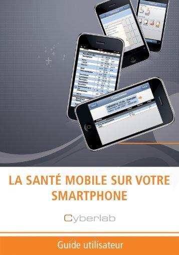 """Télécharger le guide utilisateur """"Cyberlab/iPhone"""" - LLAM"""