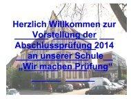 Fachinterne Überprüfung = 2 - Robert-Schuman-Realschule Achern