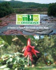 A Fauna ea Flora do Rio Grande em - Projeto BIODIVERSIDADE RS