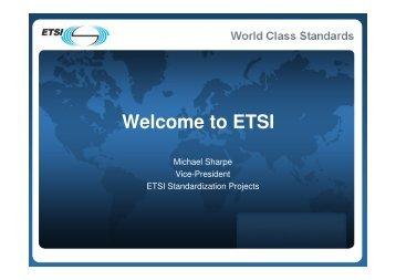 01 ETSI - TTCN-3