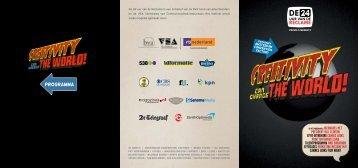 Programmaboekje a6 zicht 2012