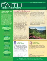 October 3 - Malone Catholic Parishes
