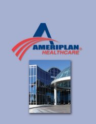 Ameriplan-Healthcare-Pitch-Book