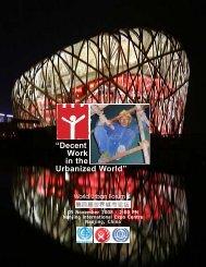 """Decent Work in the Urbanized World"" - bwint.org"
