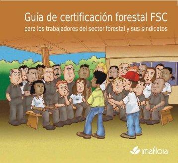 Guía de certificación forestal FSC - BWI