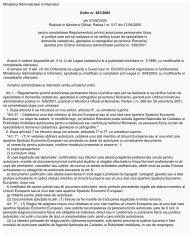 Ordin nr. 687/2005 din 07/06/2005 Publicat in Monitorul Oficial ...