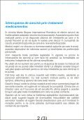 Brosura Intrerupere sarcina prin tratament medicamentos - Page 3