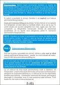 Brosura Intrerupere sarcina prin tratament medicamentos - Page 6