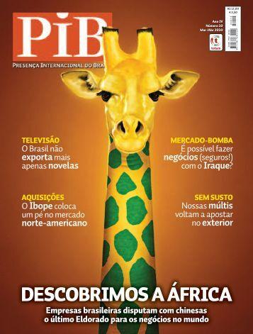 Edição 10 - Revista PIB