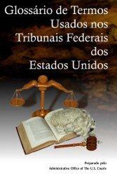 Preparado pelo Administrative Office of The U.S. Courts