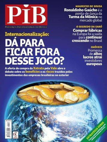 globais - Revista PIB