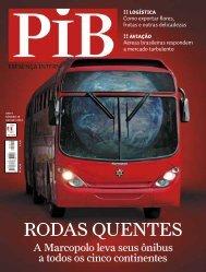 RODAS QUENTES - Revista PIB