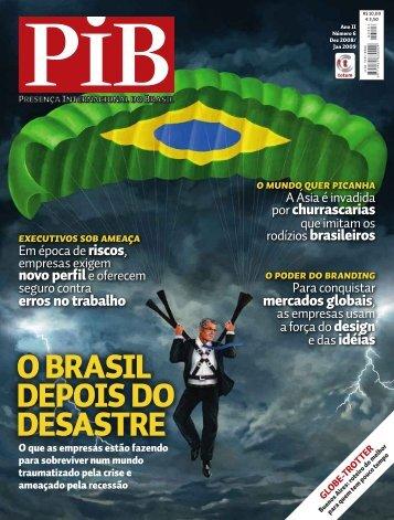 Edição 06 clique aqui para download - Revista PIB