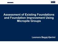 Assessment of Existing Foundations and Foundation Improvement ...