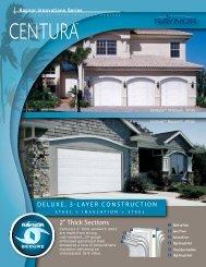 Centura - Raynor Garage Doors