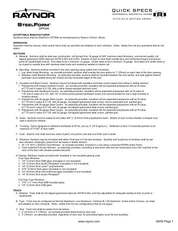 pdf document raynor garage doors?quality=85 download prodigy instruction manual pdf file raynor garage doors