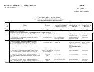 PLANUL JUDETEAN DE MASURI 2013 pentru aplicarea Strategiei ...