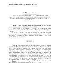 O R D I N Nr. 34 privind modificarea anexelor nr.1 si 2 la ...