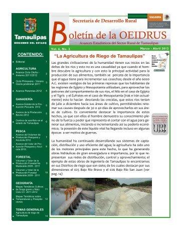 Vol. 6 No. 2 Marzo-Abril 2012 - Portal OEIDRUS