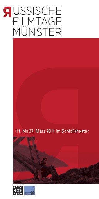11. bis 27. März 2011 im Schloßtheater