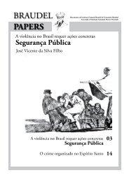 PDF em Português - Instituto Fernand Braudel de Economia Mundial