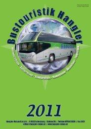 Reisekatalog 2011 - Hangler Reisen