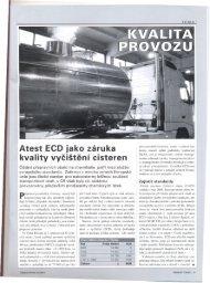 Odpady 1 - Česká asociace čisticích stanic = CACS