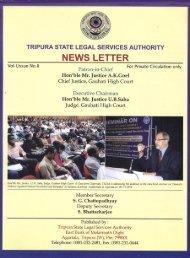 Newsletter Vol-I, Issue No.II - Tripura