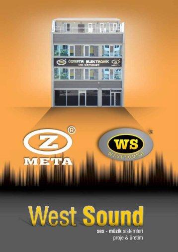Westsound 2012 Katalog - Okul Saati | Lingafon