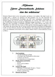 Unsere Stadt Münster