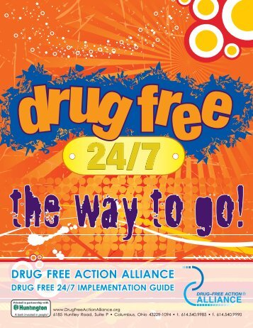 implementAtion guiDe - Drug-Free Action Alliance