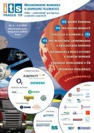 Program a přihláška - ITS Prague 2009