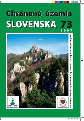 Stiahni (1.8 MB - pdf) - ŠOP SR