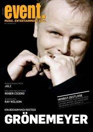 MUSIC. ENTERTAINMENT. LIVE. - Event