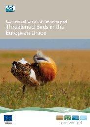 Threatened Birds in the European Union - European Commission
