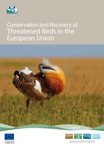 Threatened Birds in the European Union - European Commission