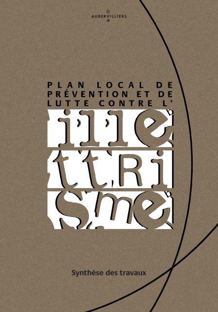 Annexes Prévenir et lutter contre l'illettrisme - Ville d'Aubervilliers