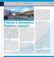 Přibude k žilinskému Štadiónu nádraží? - Develon
