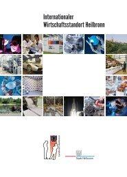 MITTELSTAND – LOKAL UND GLOBAL - Wirtschaftsförderung ...