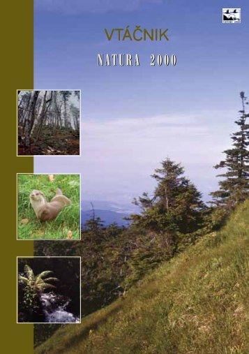VTÁČNIK NATURA 2000