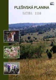 PLEŠIVSKÁ PLANINA NATURA 2000