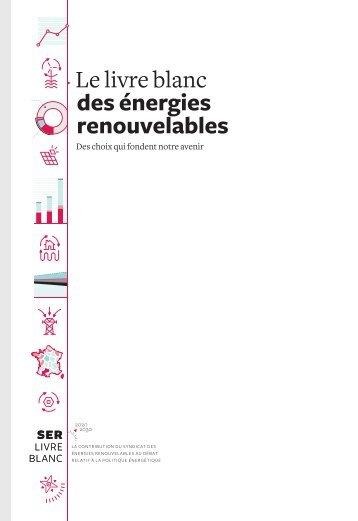 Le livre blanc des énergies renouvelables - Ines-solaire.org