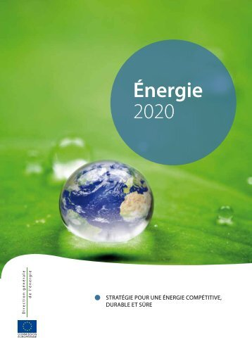 Énergie 2020 - Europa