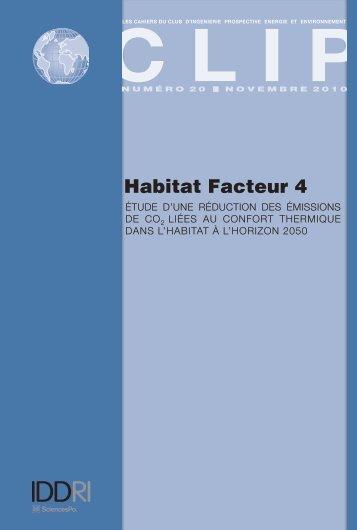 Habitat Facteur 4 - D'Dline 2020