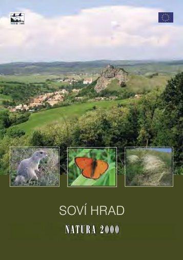 SOVÍ HRAD - ŠOP SR