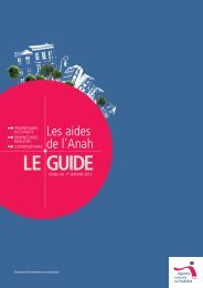Guide ANAH 2013