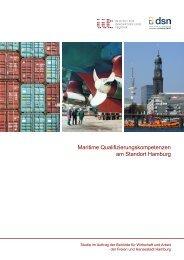 Maritime Qualifizierungskompetenzen am Standort Hamburg (pdf ...