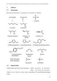 R - Organische Chemie - Christoffers